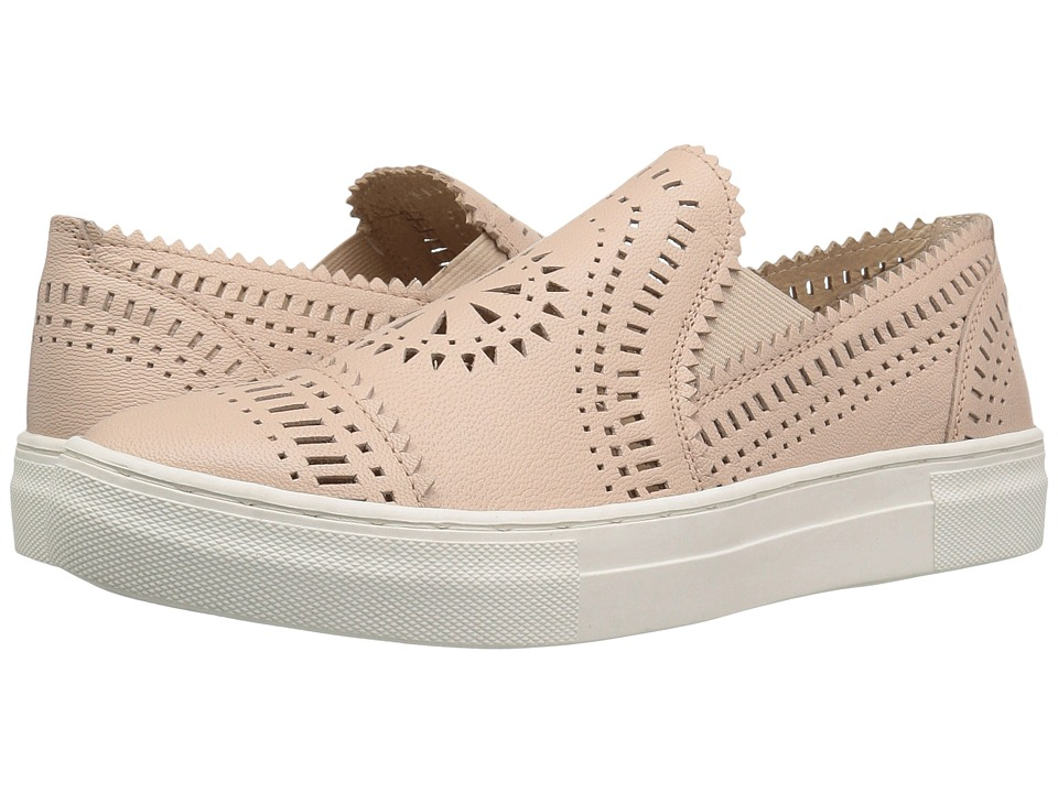 Seychelles - So Nice (Nude Leather) Women's Slip on Shoes