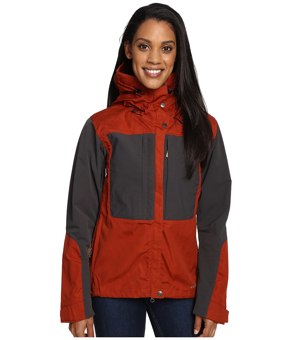 Fj llr ven - Keb Jacket (Autumn Leaf) Women's Coat