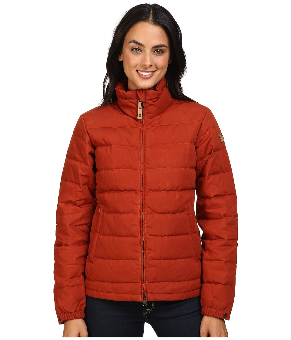 Fj llr ven - Ovik Lite Jacket (Autumn Leaf) Women's Jacket