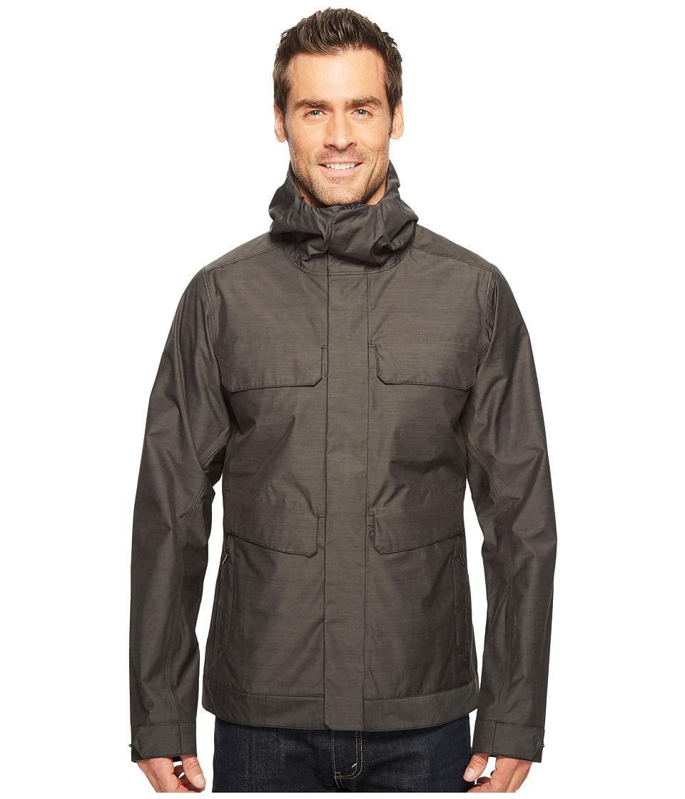 NAU - Quintessenshell Jacket (Caviar) Men's Coat