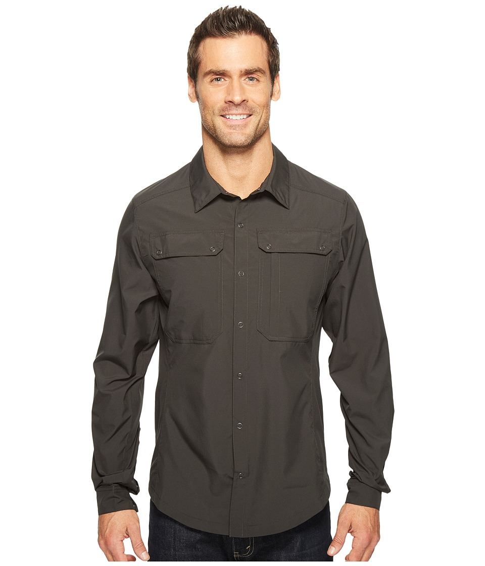 NAU - Slight Shirt (Tarmac) Men's Clothing
