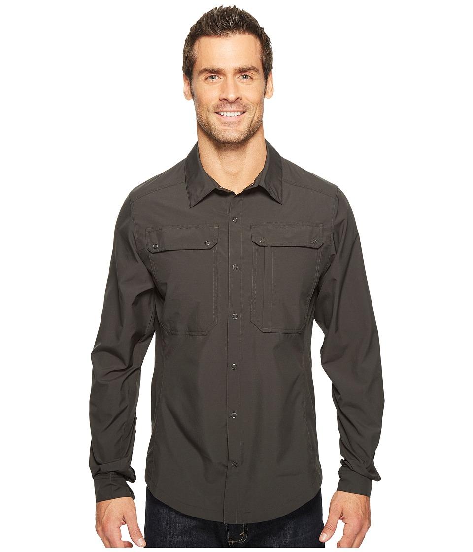 NAU - Slight Shirt (Tarmac) Men's Clothing