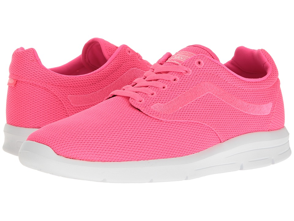 Vans - ISO 1.5 ((Mesh) Knockout Pink) Men's Skate Shoes