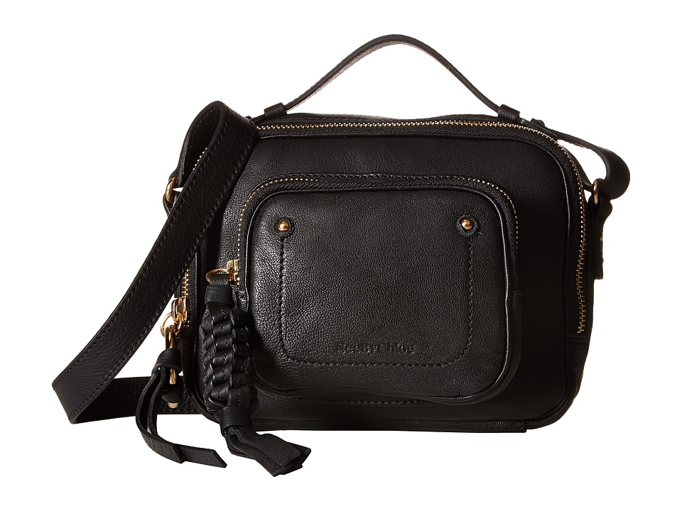 See by Chloe - Patti Camera Bag (Black) Shoulder Handbags