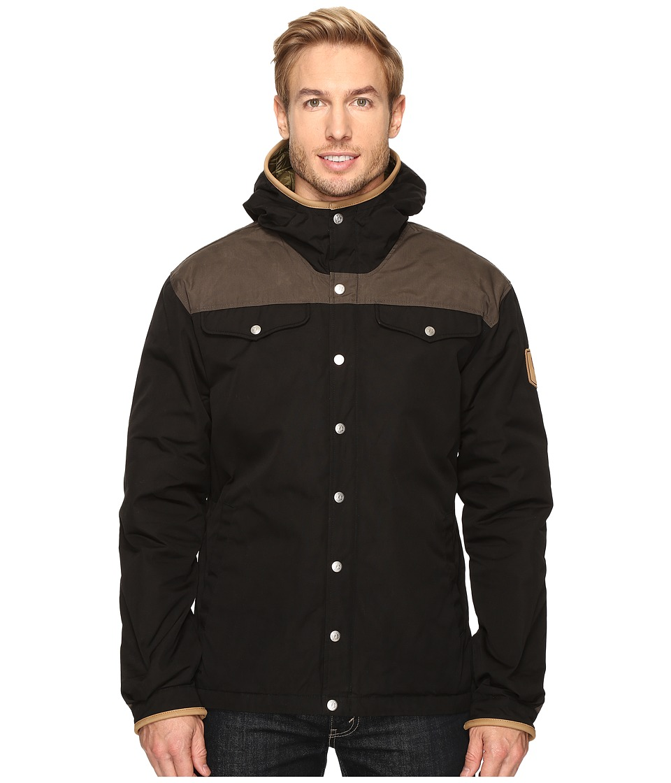 Fj llr ven - Greenland No. 1 Down Jacket (Black) Men's Coat