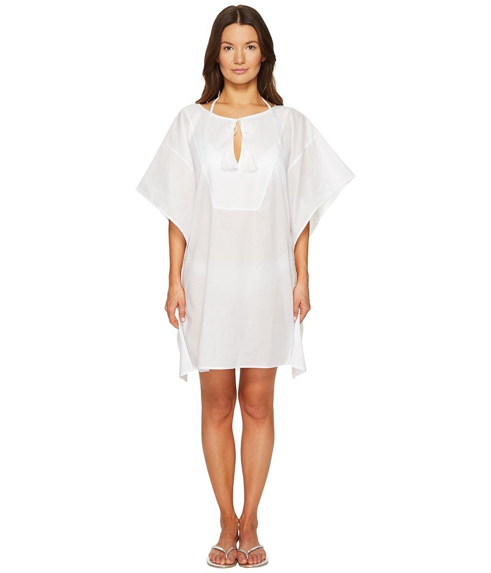 Emporio Armani Tessuto Cover-Up (White) Women