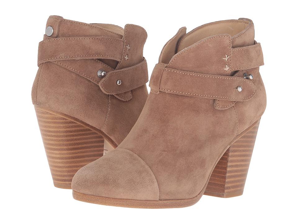 rag & bone - Harrow Boot (Camel Suede) Women's Boots