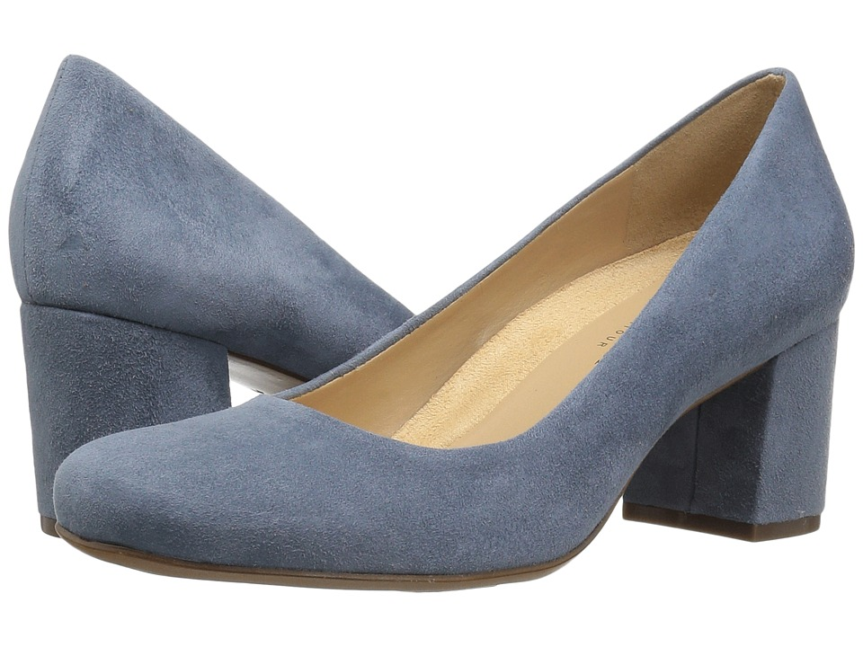 Naturalizer - Whitney (Lady Blue Suede) High Heels