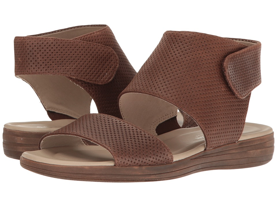 Naturalizer - Fae (Coffee Bean Leather) Women's Sandals