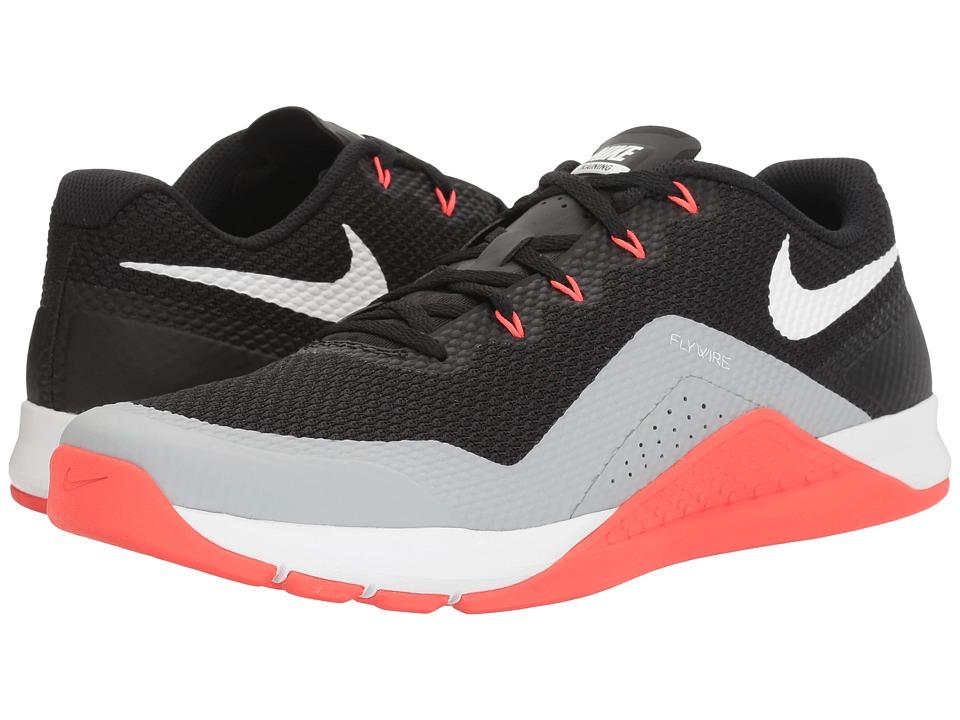 Nike - Repper DSX (Black/White/Wolf Grey/Bright Crimson) Men's Cross Training Shoes