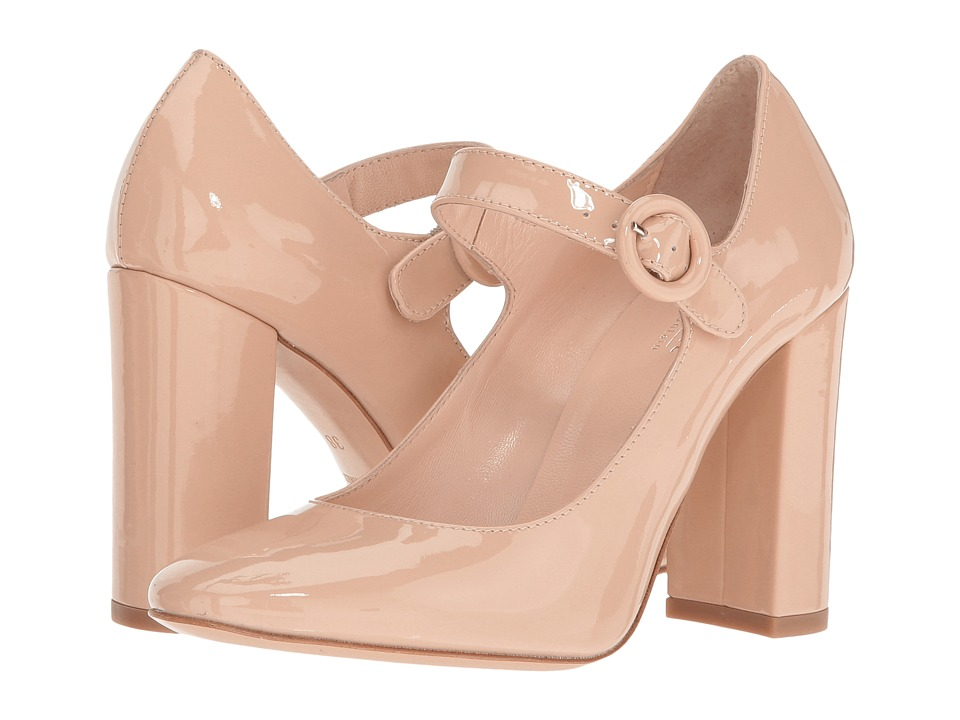 Summit by White Mountain - Alivia (Nude Patent Leather) Women's Shoes