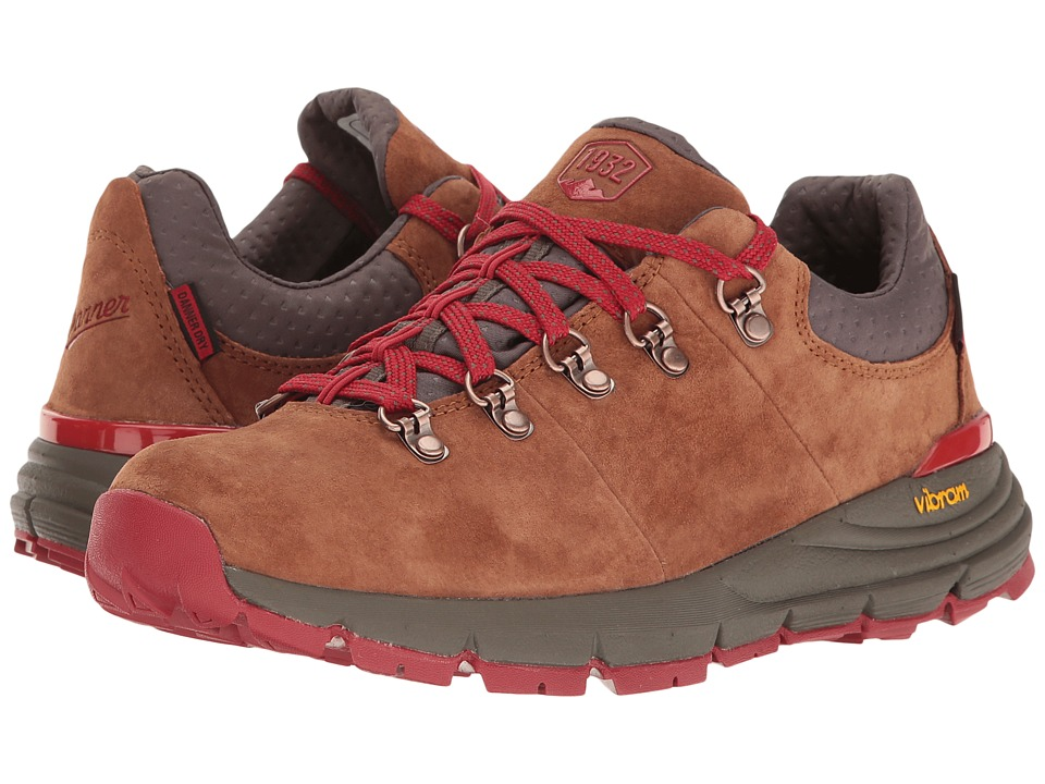 Danner - Mountain 600 Low 3 (Brown/Red) Women's Shoes