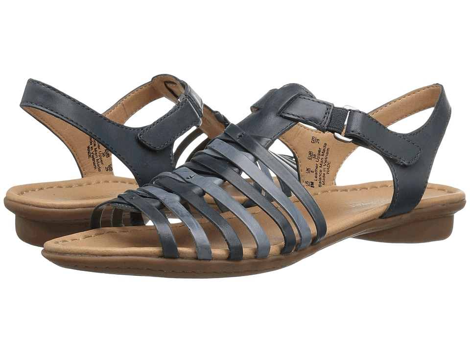 Naturalizer - Wade (Blue Multi Leather) Women's Sandals