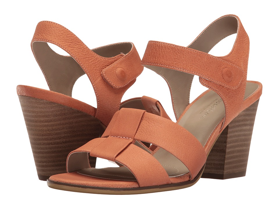 Naturalizer - Yolanda (Sea Coral Leather) Women's Sandals