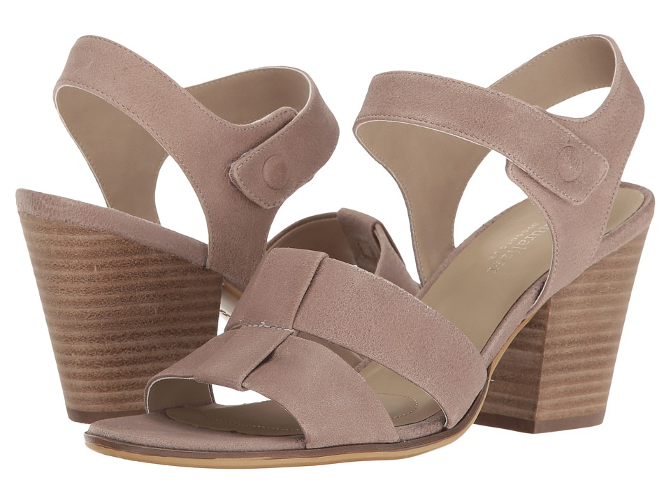 Naturalizer - Yolanda (Turtle Dove Leather) Women's Sandals