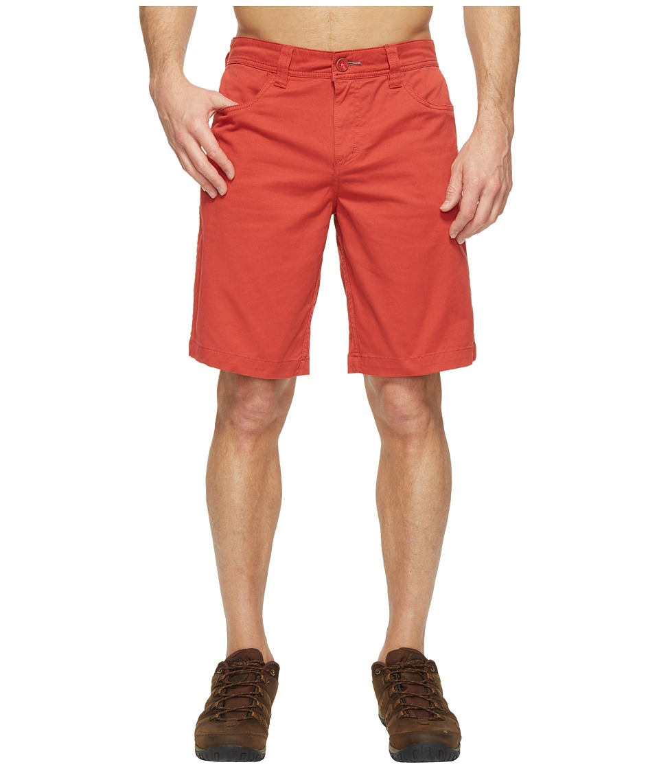 Toad&Co - Mission Ridge Short (Red Clay) Men's Shorts
