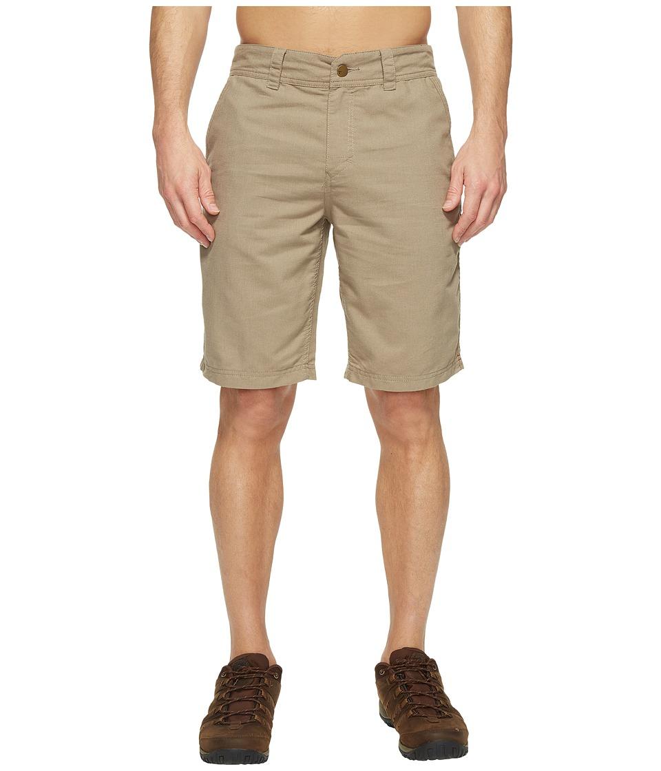 Toad&Co Kerouac Shorts (Buckskin) Men