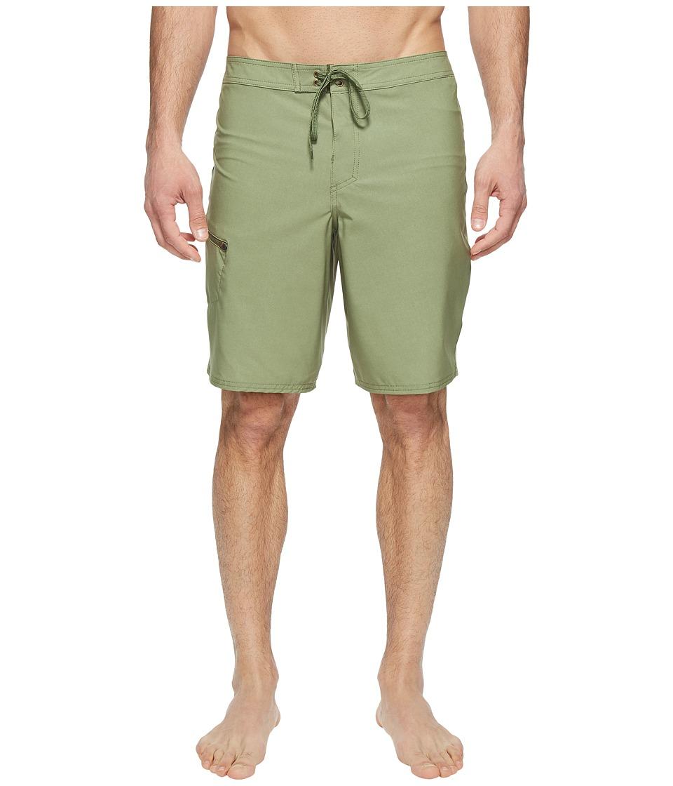 Toad&Co - Fortuna Trunk (Juniper) Men's Swimwear
