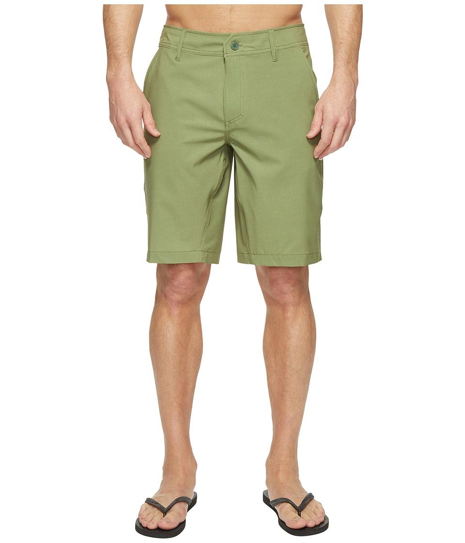 Toad&Co - Drop-In Shorts (Juniper) Men's Shorts