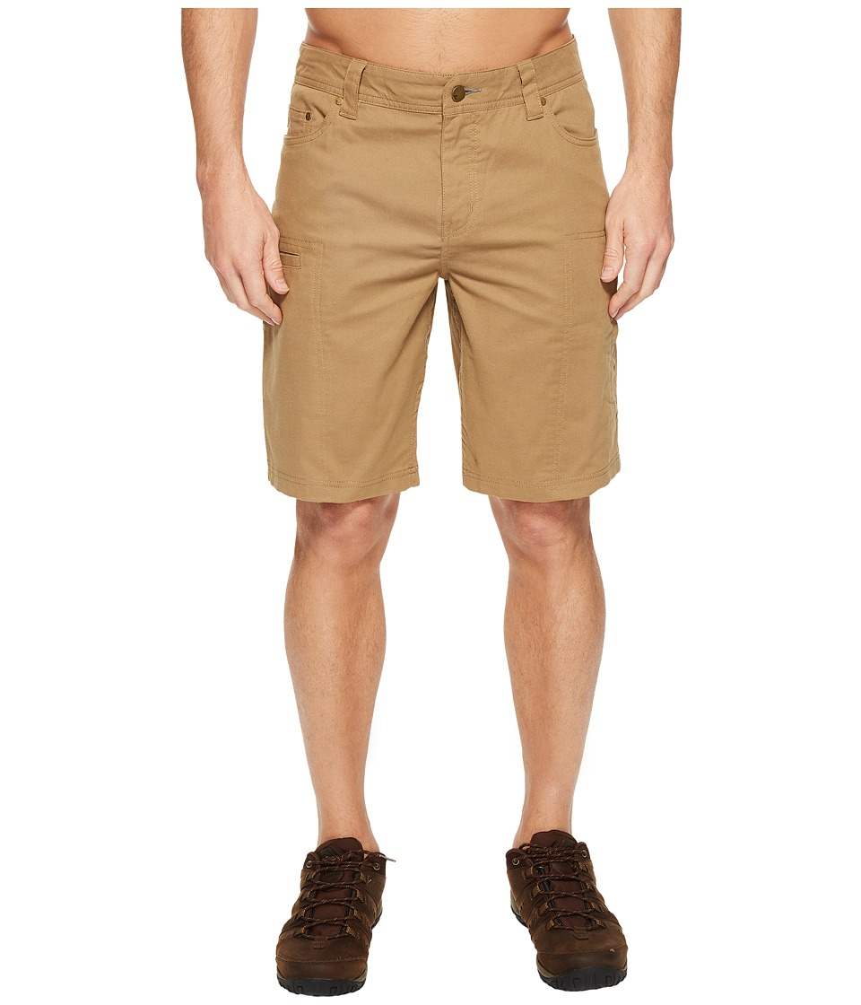 Toad&Co - Cache Cargo Shorts (Honey Brown) Men's Shorts
