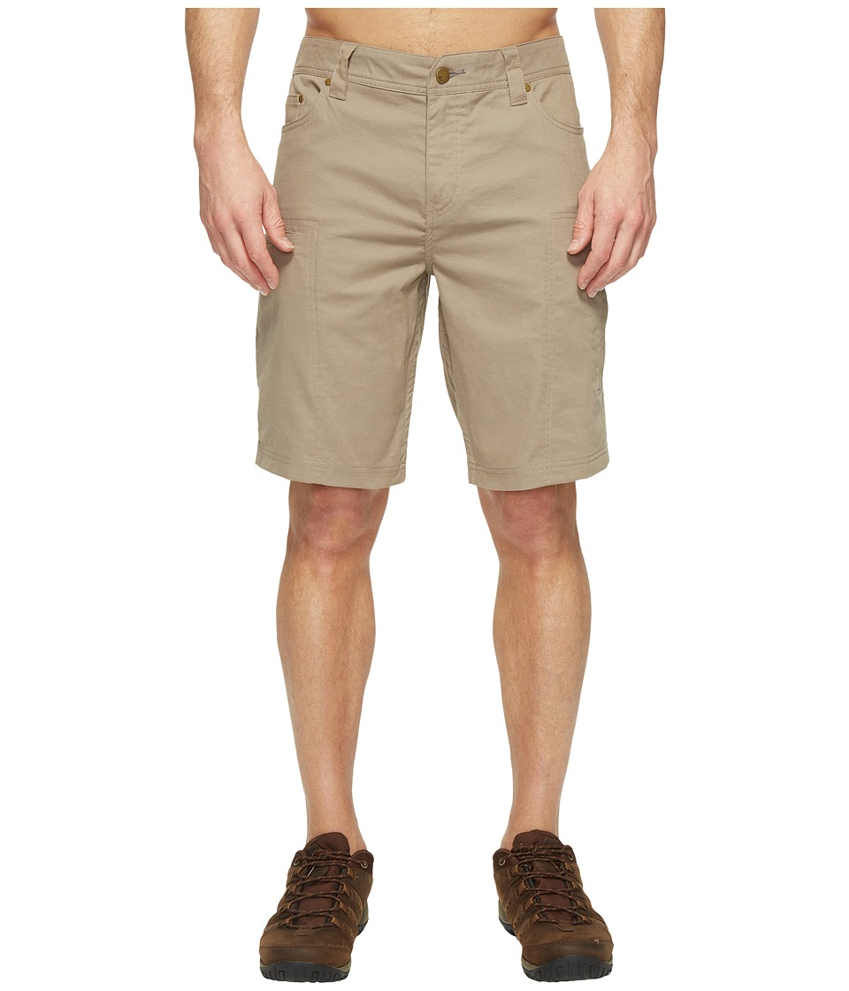 Toad&Co - Cache Cargo Shorts (Dark Chino) Men's Shorts