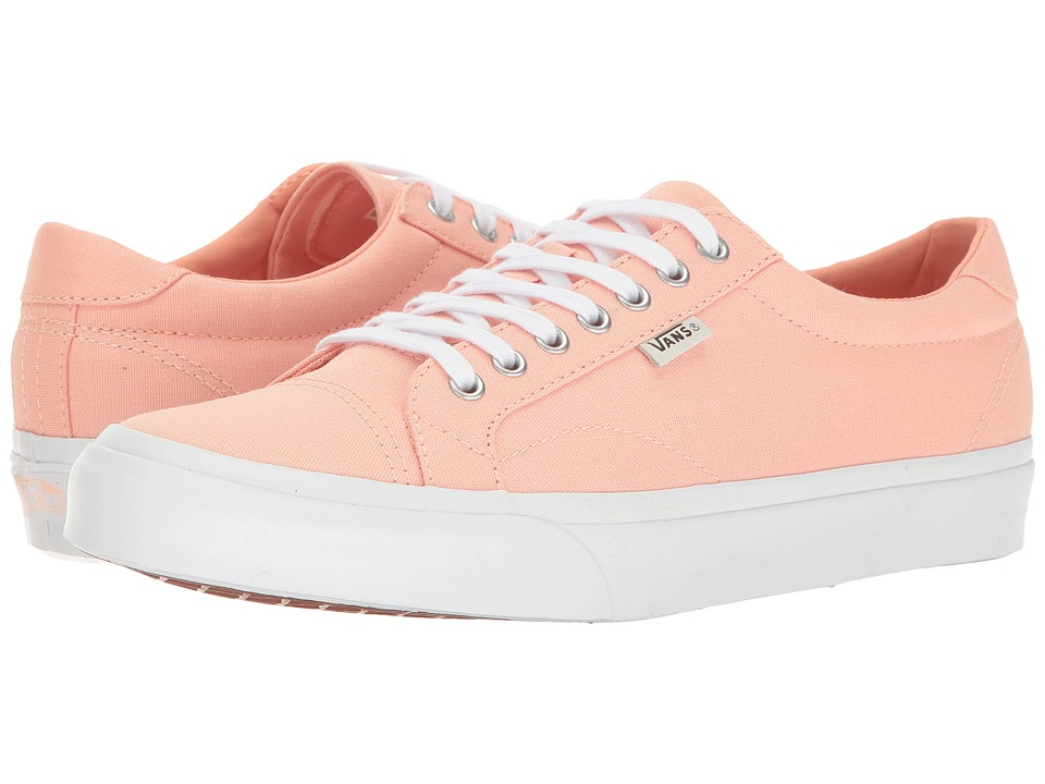 Vans - Court (Tropical Peach/True White) Men's Skate Shoes