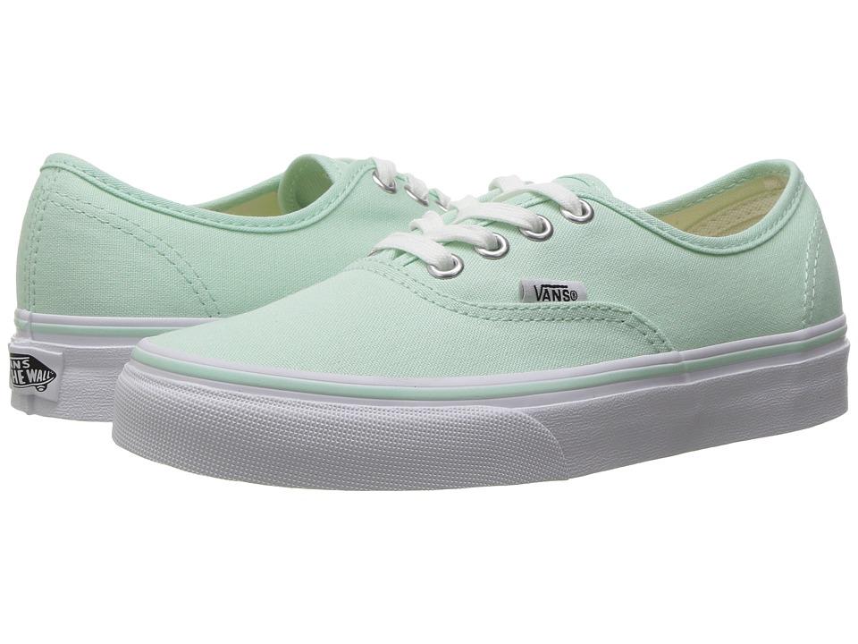 Vans - Authentictm (Bay/True White) Skate Shoes