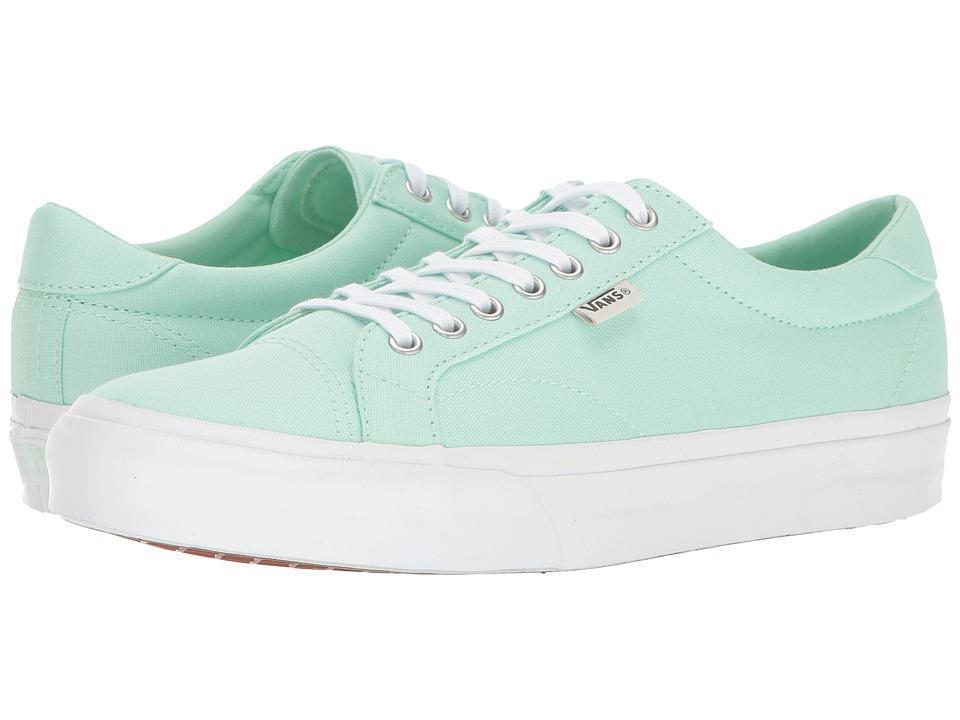 Vans - Court (Bay/True White) Men's Skate Shoes