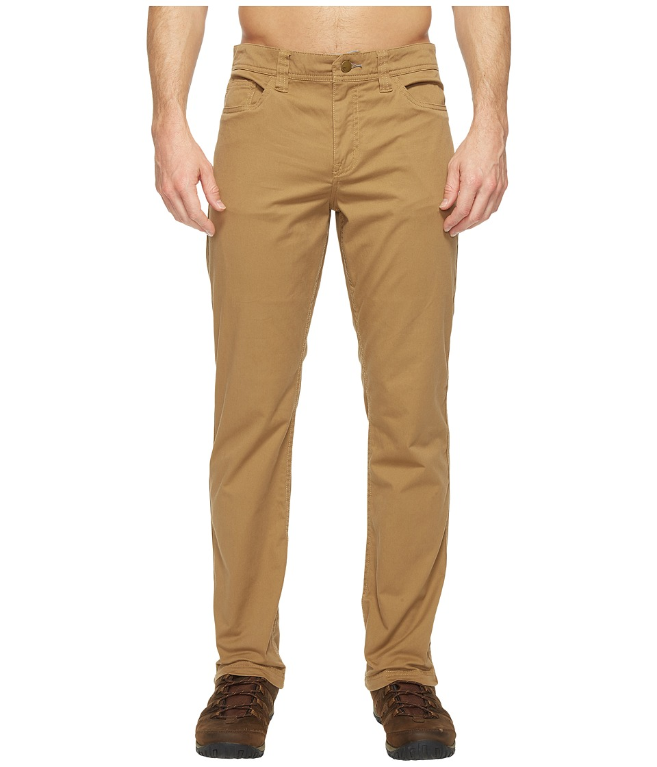 Toad&Co - Sawyer Pants (Honey Brown) Men's Casual Pants