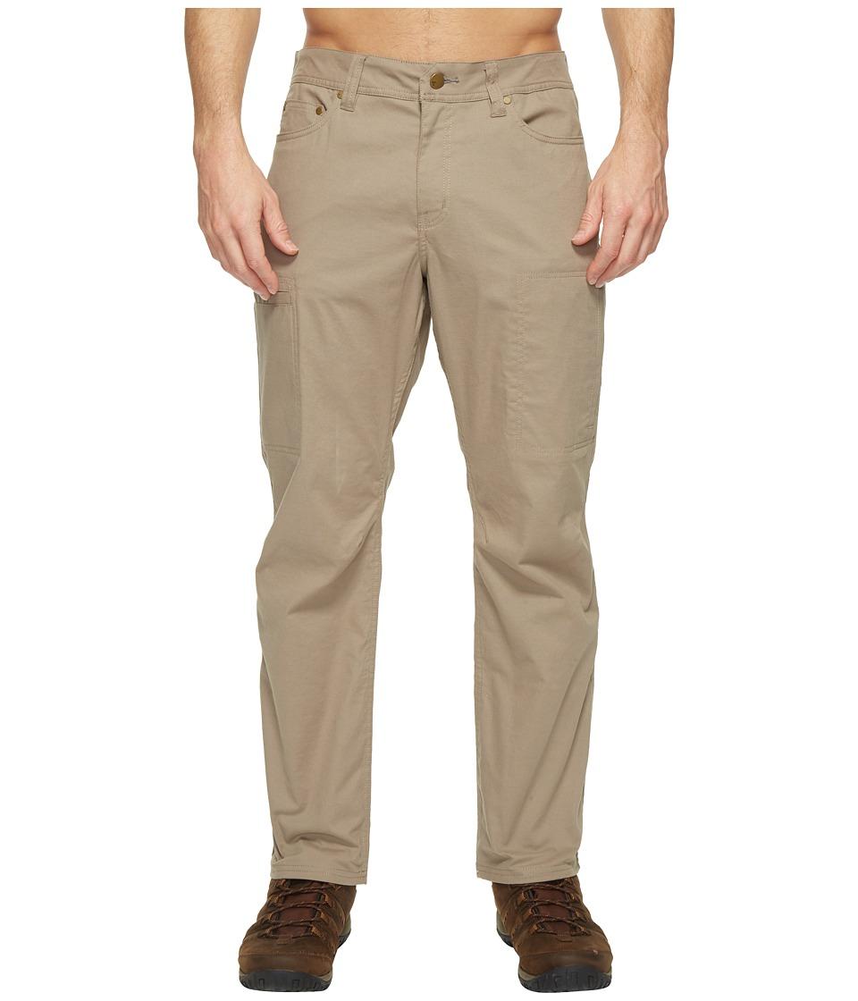 Toad&Co Cache Cargo Pants (Dark Chino) Men