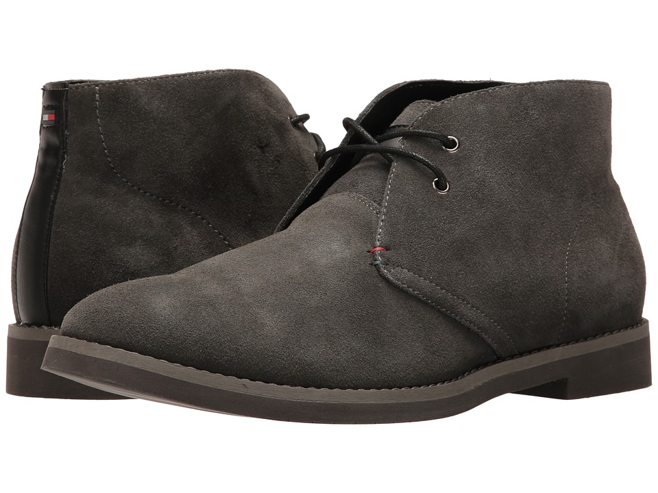 Tommy Hilfiger Sten (Pewter/Black) Men