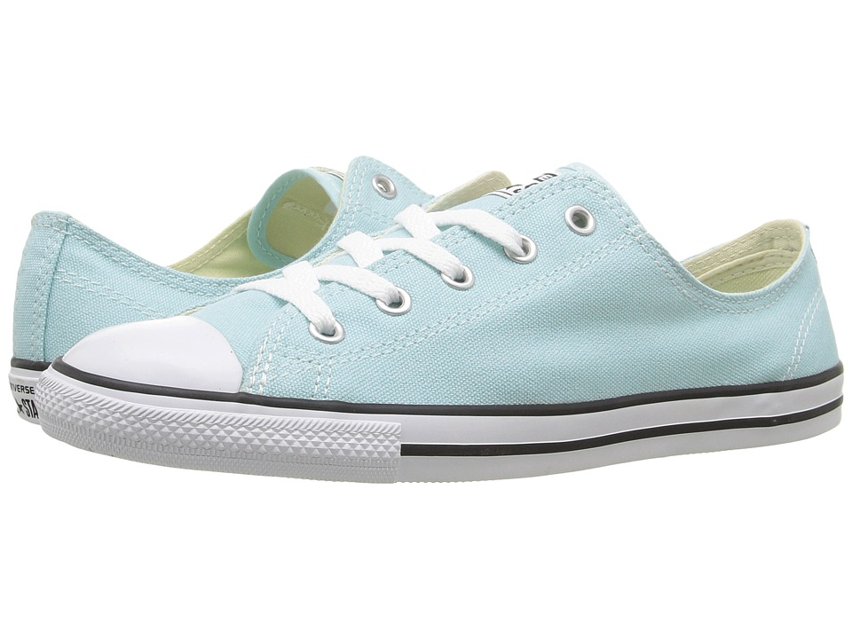 Converse - Chuck Taylor All-Star Dainty Ox Motel (Pink/Black/White) Women's Classic Shoes