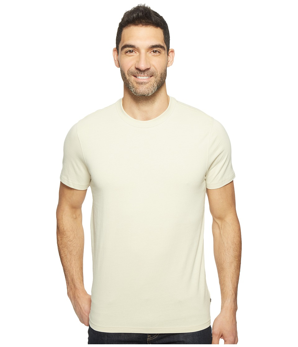 Toad&Co - Peter S/S Tee (Pelican) Men's Short Sleeve Pullover