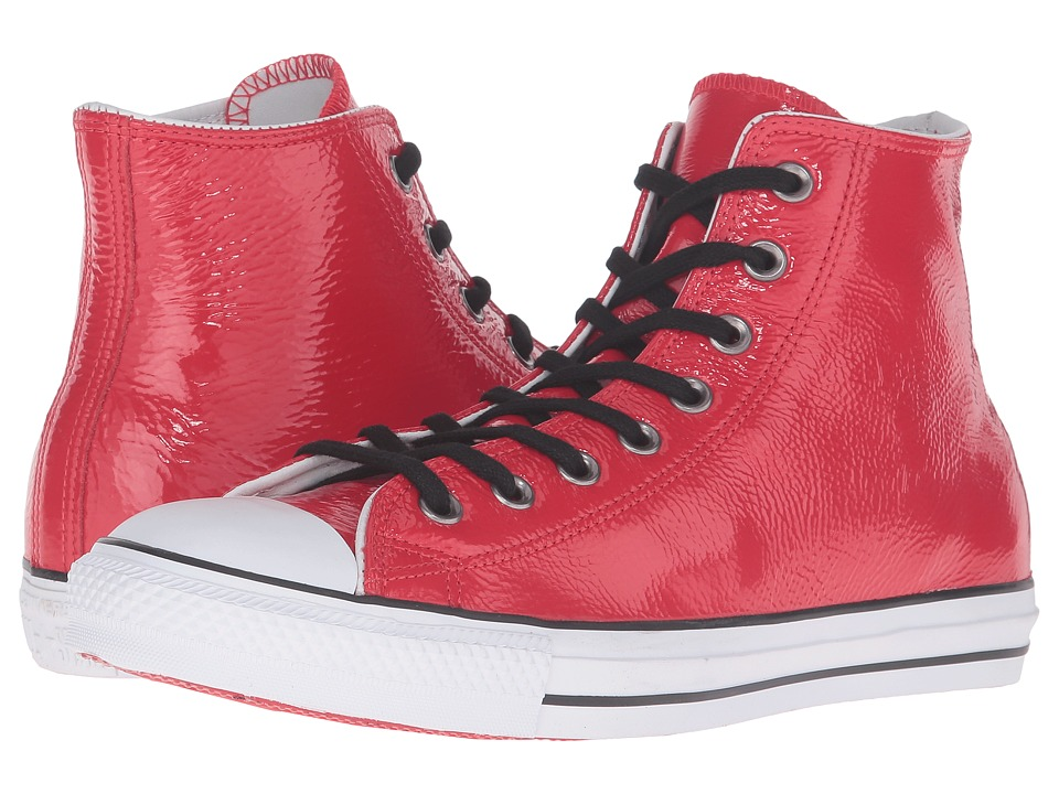 Converse - Chuck Taylor All-Star Hi (Red/Red/White) Classic Shoes