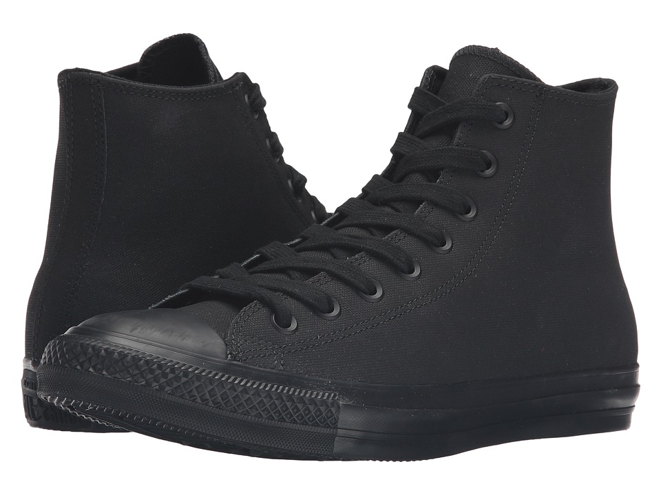 Converse - Chuck Taylor All-Star Hi Tec Tuff (Black/Black/Black) Classic Shoes