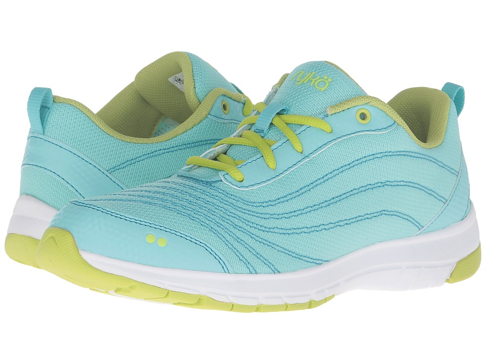 Ryka - Continuum (Aqua Sky) Women's Shoes