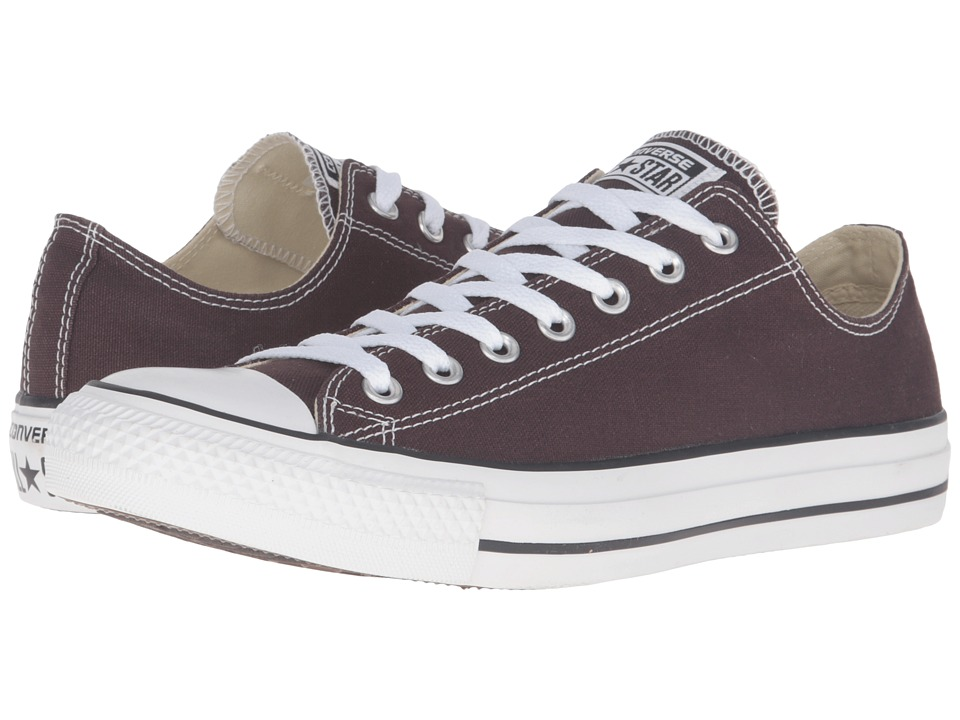 Converse - Chuck Taylor All-Star Seasonal Ox (Burnt Umber) Classic Shoes