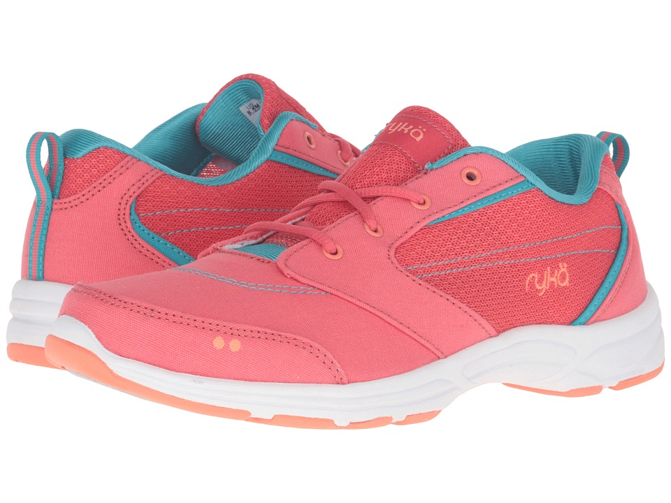 Ryka - Teanna (Coral/Aqua) Women's Shoes