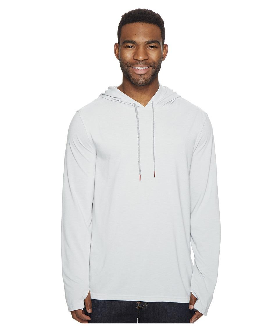 Toad&Co - Debug Solaer Hoodie (Chrome) Men's Sweatshirt