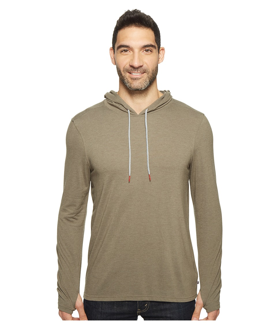 Toad&Co - Debug Solaer Hoodie (Jeep) Men's Sweatshirt