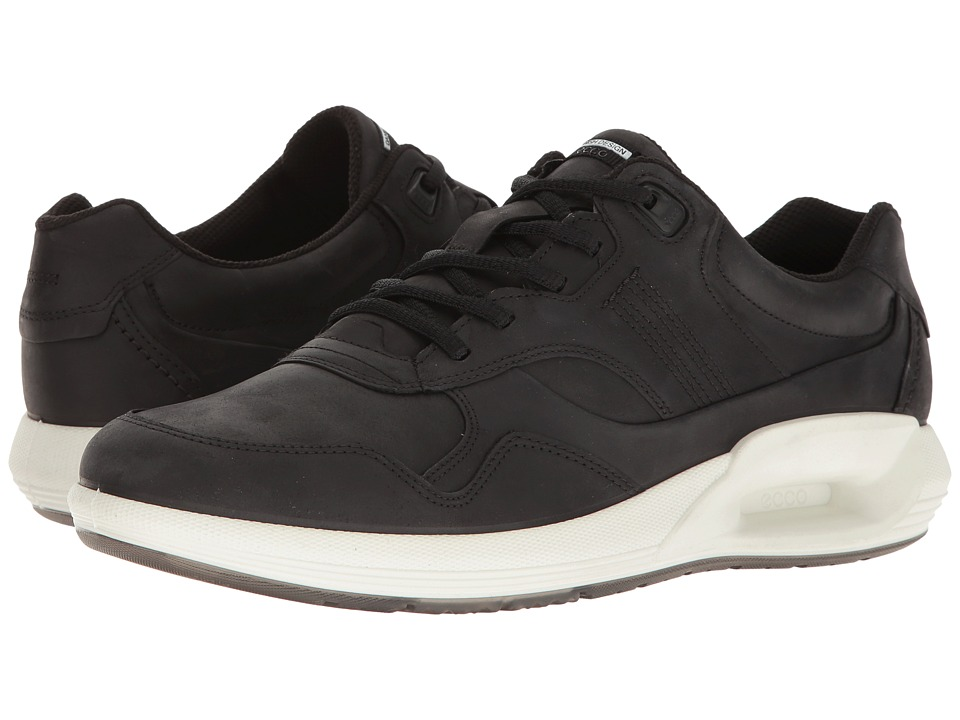 ECCO - CS16 Low (Black 2) Men's Shoes