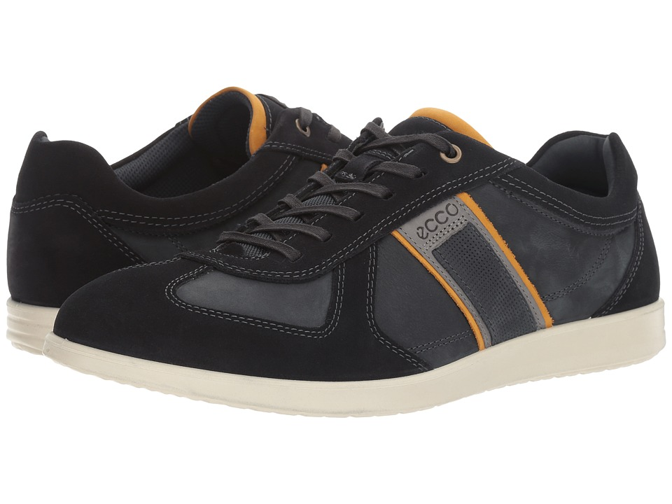 ECCO - Indianapolis Sneaker (Navy/Navy) Men's Lace up casual Shoes