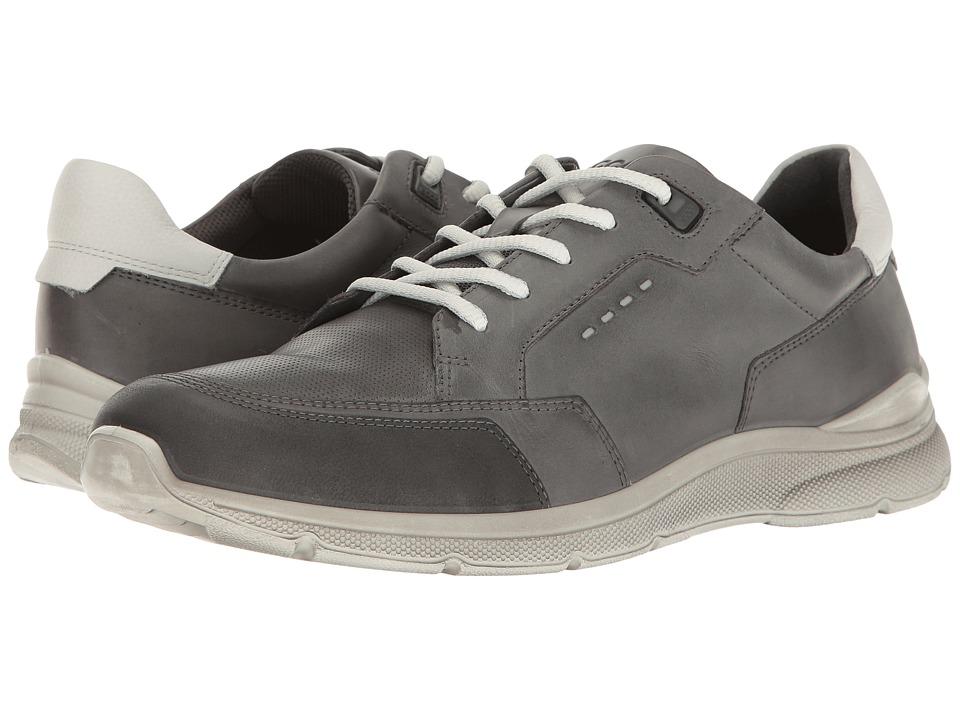 ECCO Irondale Neo Sneaker (Moonless/Titanium) Men