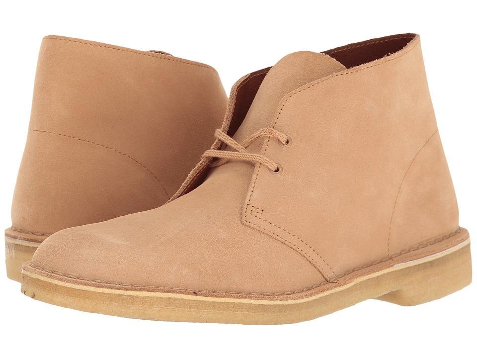 Clarks Desert Boot (Fudge Suede) Men