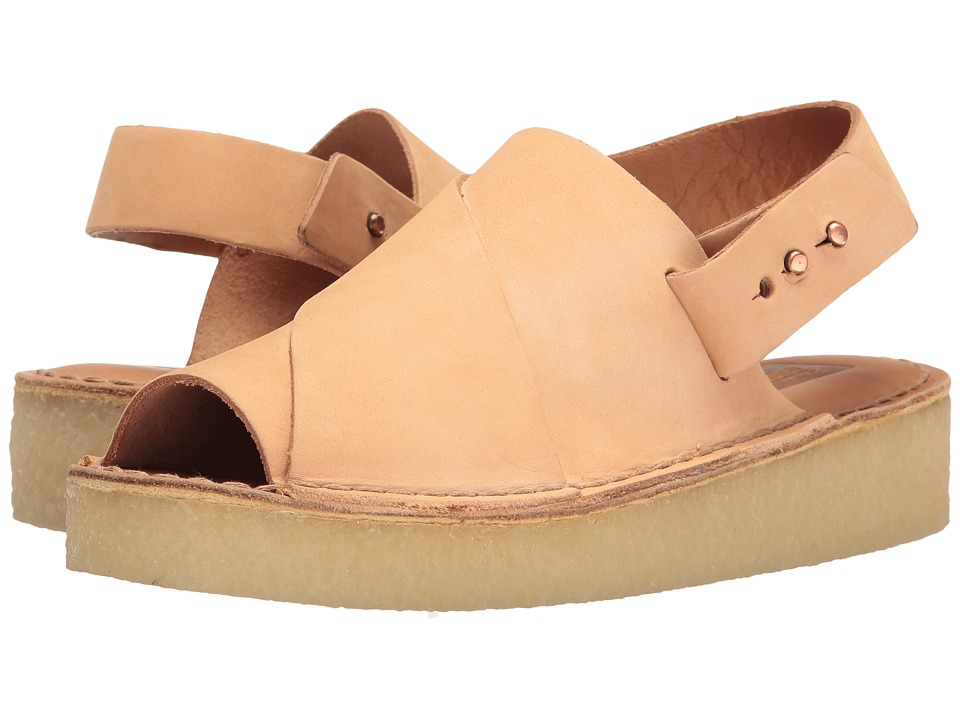 Clarks - Armilia Wrap (Natural Veg Tan) Women's Sandals