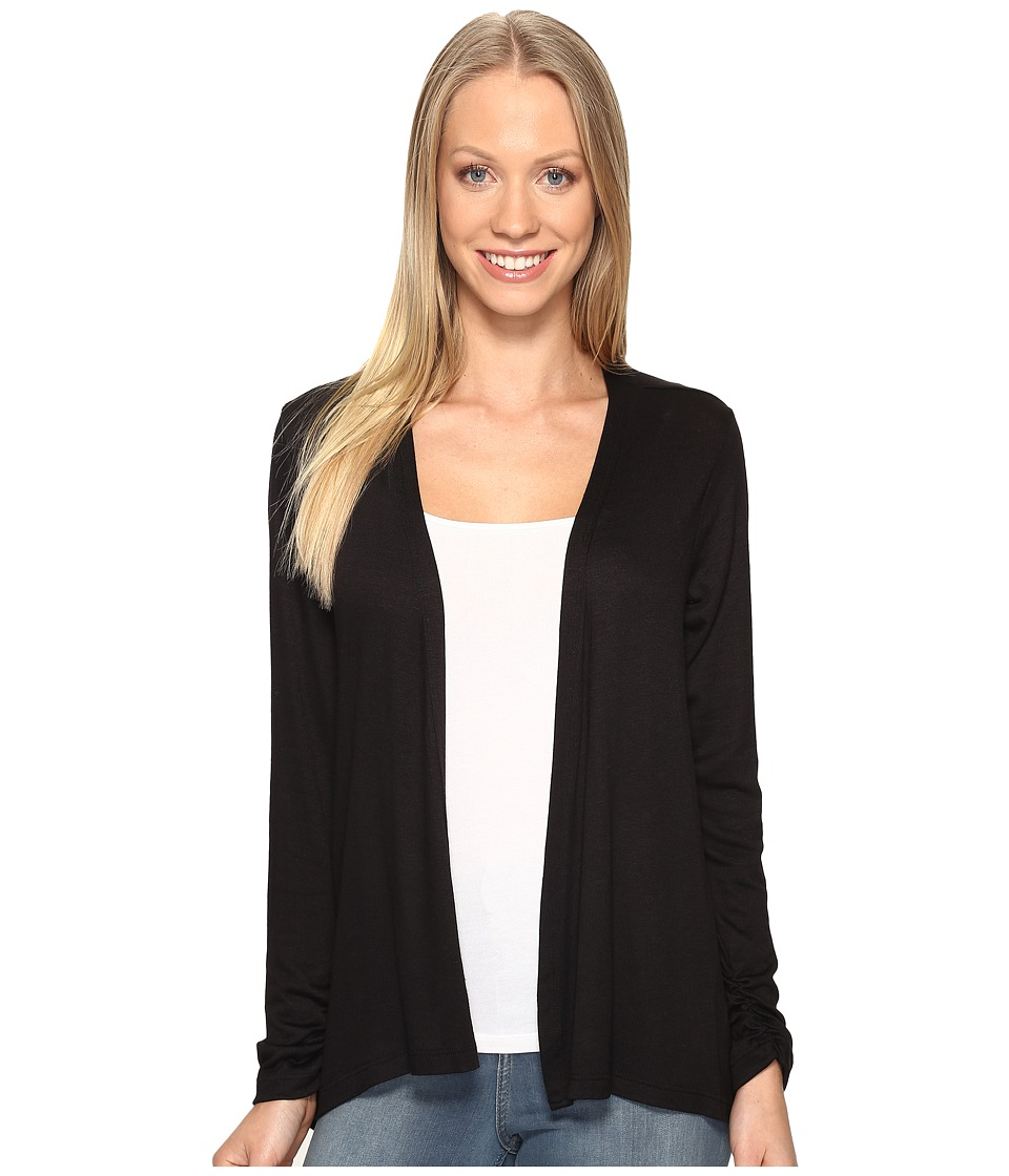 B Collection by Bobeau - Drake Duster (Black) Women's Sweater