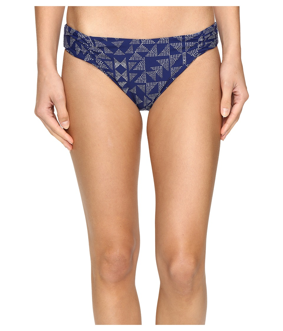 Splendid Deckhouse Geo Retro Pants (Indigo) Women