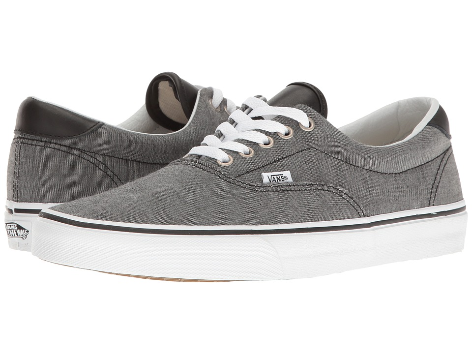 Vans - Era 59 ((C&L) Chambray/Black) Skate Shoes