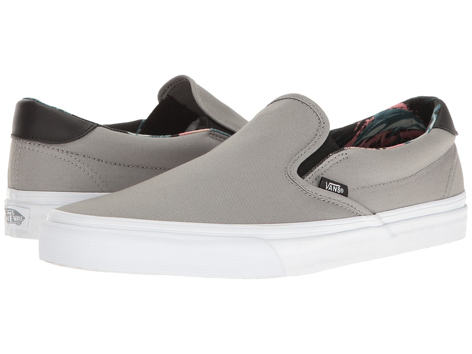 Vans - Slip-On 59 ((C&L) Dolphins/Wild Dove) Skate Shoes