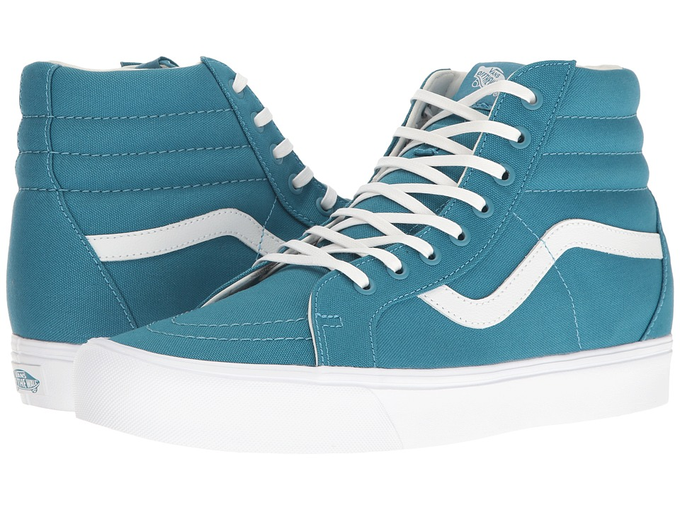 Vans - SK8-Hi Reissue Lite ((Canvas) Larkspur/True White) Skate Shoes
